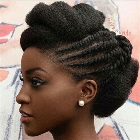 what is a nappy tapered hairdo called 1000 ideas about cornrows natural hair on pinterest