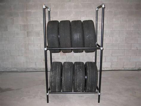 Tire Rack Storage For Garage by Tire Storage Rack Wheel Storage Tire Rack Garage