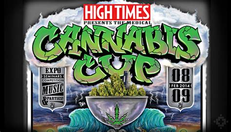 High Times Magazine Thc Detox by The High Times Los Angeles Cannabis Cup 2014