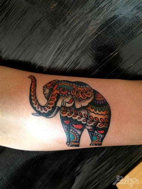 elephant tattoos picmia