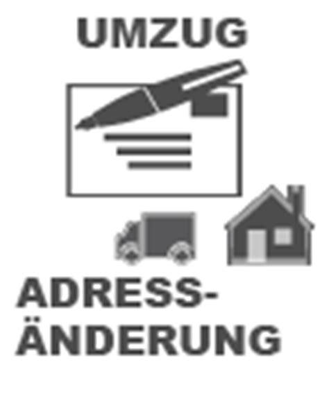 Musterbrief Neue Bankverbindung Kostenloser Musterbrief Adress 228 Nderung Beim Umzug