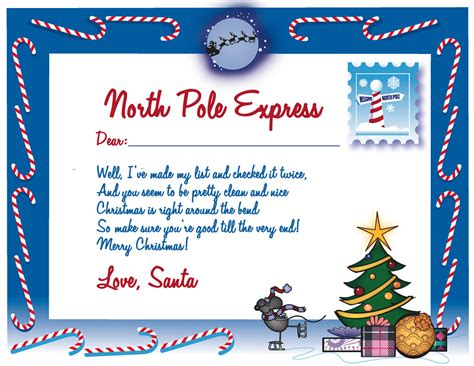 Reply Letter From Santa Claus Search Results Calendar 2015 Free Printable Letter From Santa Claus Template