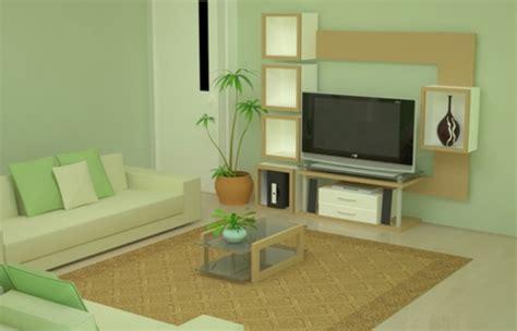 wohnzimmer naturfarben farbideen wohnzimmer trendfarbe greenery beschert