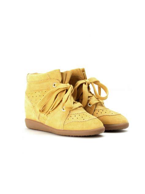 Verkauf Schuhe Marant Suede Und Leder Wedge Turnschuhe Licht Blau Sehen Sie Billig P 295 65 besten marant sneakers bilder auf