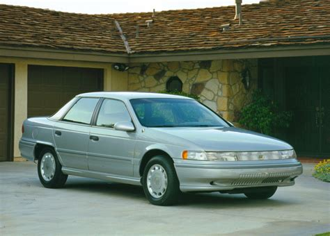 how cars work for dummies 1992 mercury sable electronic valve timing curbside classic 1992 mercury sable gs successful by any measure