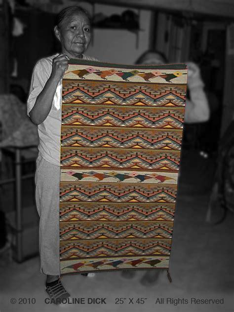 carolin weavers rug directly from the weaver dazzling birds by caroline