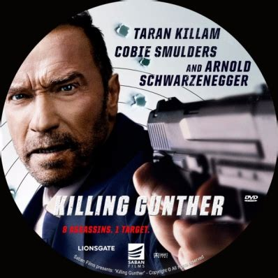 Watch Killing Gunther 2017 Full Movie Killing Gunther Dvd Covers Labels By Covercity
