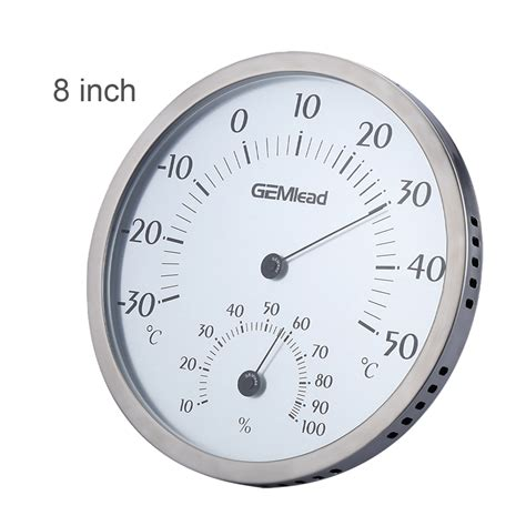 Thermometer Termometer Hygrometer Indoor Outdoor indoor outdoor hygrometer on shoppinder