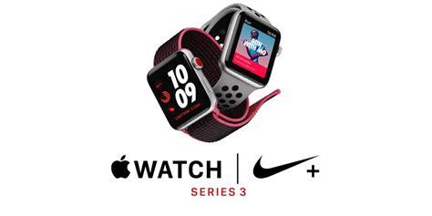 Apple Nike Series 3 Gps apple nike series 3 38mm smartwatch gps only silver aluminum