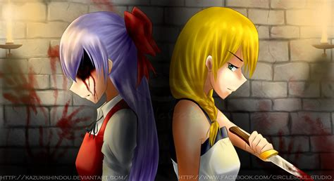 witches house the witch s house ellen x viola by kazukishindou on deviantart