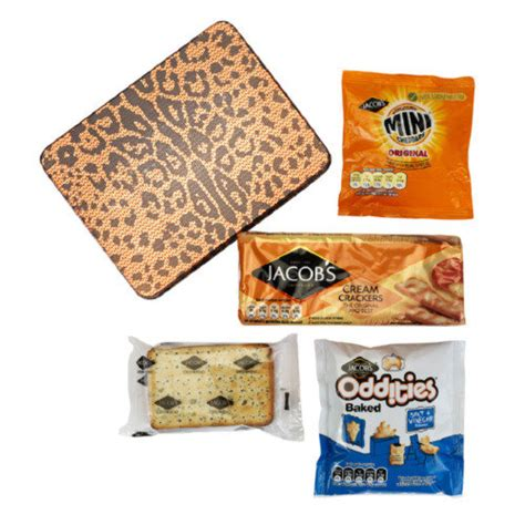 Limited Edition Bundle Velve Tin 1 win limited edition leopard print tin with jacob s