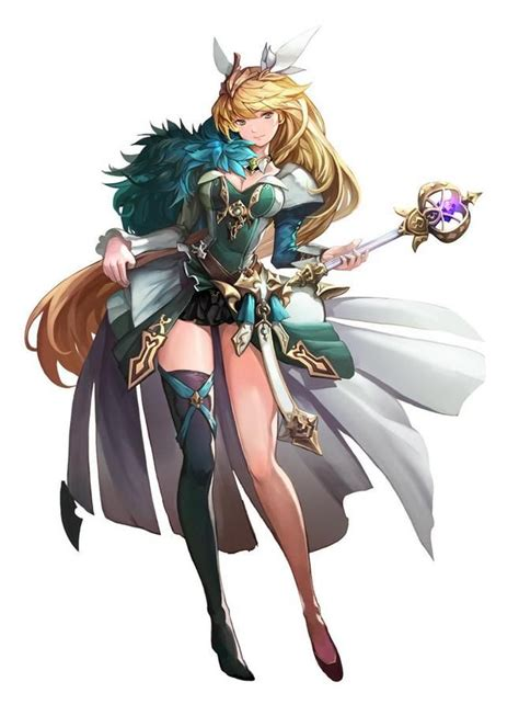 P Anime Characters by Wheilig采集到二次 2433图 花瓣动漫 Rpg Character Design