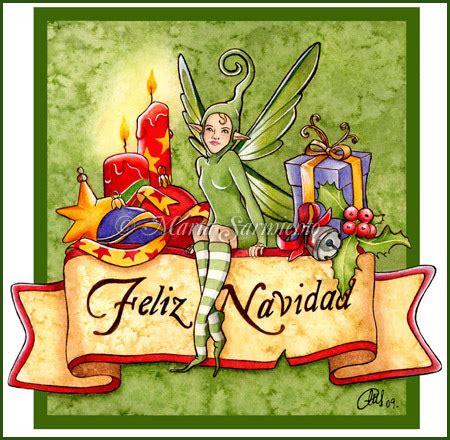 feliz navidad con mensaje y hada cuento de navidad poesia pensamientos y reflexiones