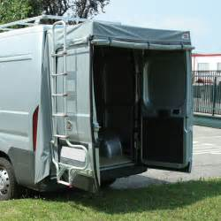 Awnings 4x4 Fiamma Van Rear Door Cover Awning Fiat Ducato Citroen