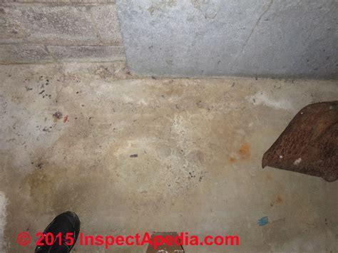 Mineral Efflorescence   Water Deposits, Salt Deposits