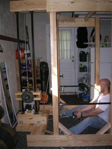 Wooden Power Rack Failure by Diy Power Rack Diy Fitness Equipment