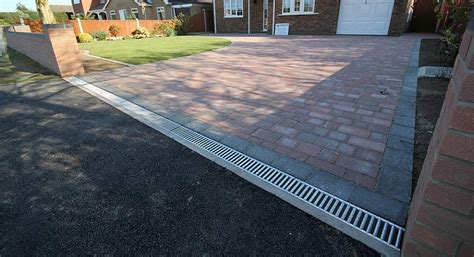 the perfect paving solution for your sloping driveway