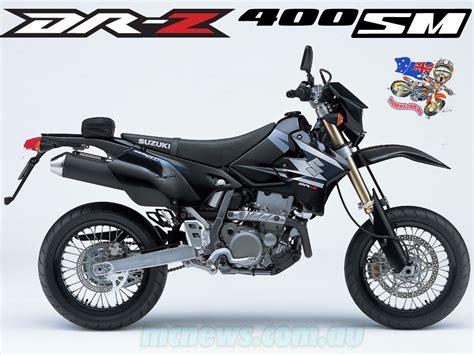 Suzuki Drz 400 Tuning V Tuning Suzuki Dr Z 400 Sm Mobcustom