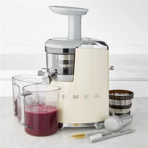 Juicer Prima Cook smeg 50 s style juicer pastel williams sonoma