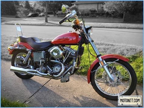 vintage cycle garage  amf harley davidson fxe  superglide shovelhead