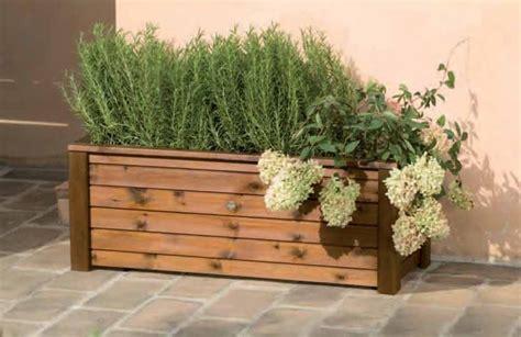 fioriere in legno prezzi fioriere in legno prezzi vasi quanto costano le