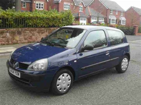 Renault Clio Diesel Renault Clio 1 5 Diesel Expression Car For Sale