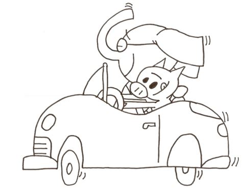 elephant piggie coloring page coloring home elephant and piggie coloring pages coloring home