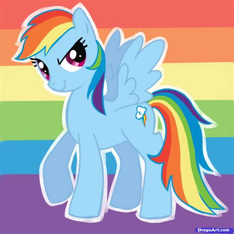 my little pony friendship is magic rainbow dash figure how to draw rainbow dash my little pony friendship is