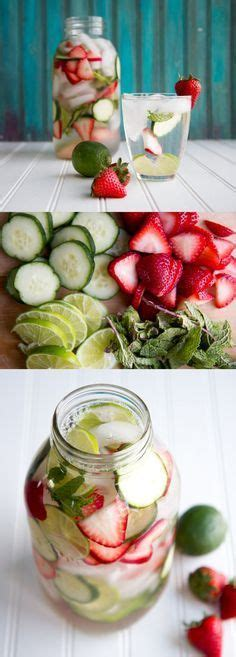 Detox Water Combinations by 100 Infused Water Recipes On Flavored Water