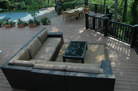 Tips On Building A Deck by Considering A Composite Deck Deck Building Tricks And