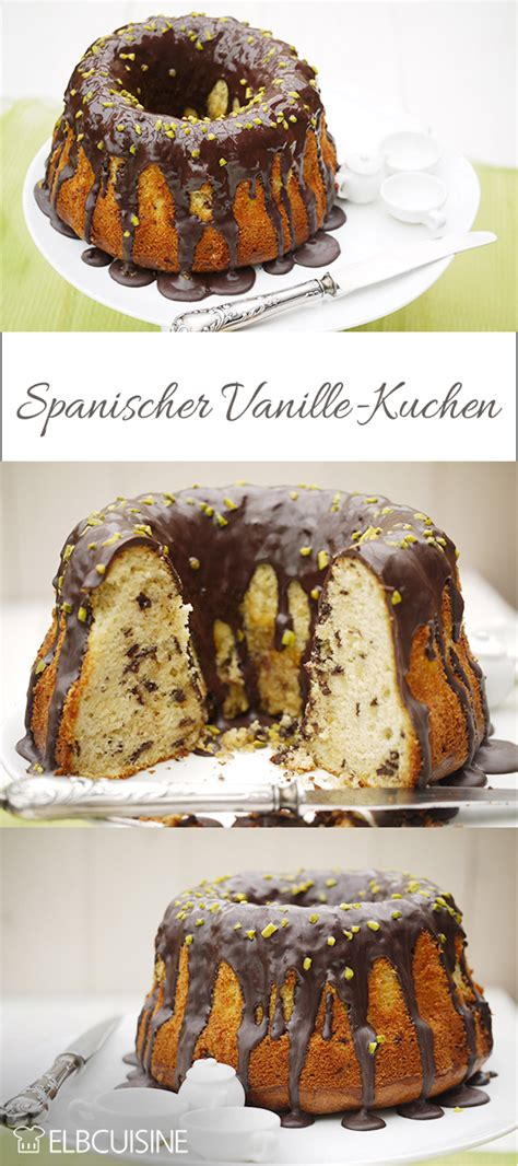 spanischer kuchen spanischer vanille kuchen eine erinnerung an den