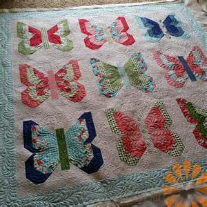 Butterfly Quilt N Quilt Social Butterfly The Quilt