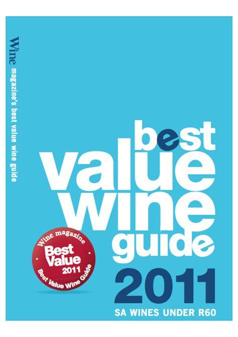 best wine guide best value wine guide 2011 pembroke 403
