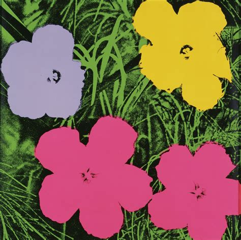 fiori di andy warhol andy warhol a affashionate