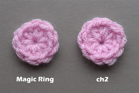 crochet flower pattern magic ring crochet hat pattern with magic circle squareone for