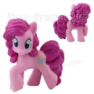 Figure Pony Set 4 Pcs my pony 4cm 5cm mini pvc figure set of 10