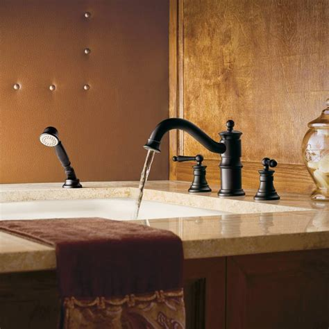 moen showhouse kitchen faucet moen showhouse ts213wr waterhill two handle tub