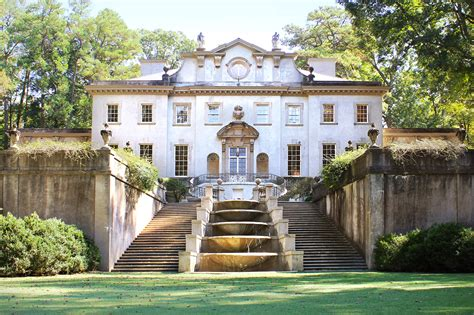 the swan house historic and hip atlanta in just 24 hours huffpost