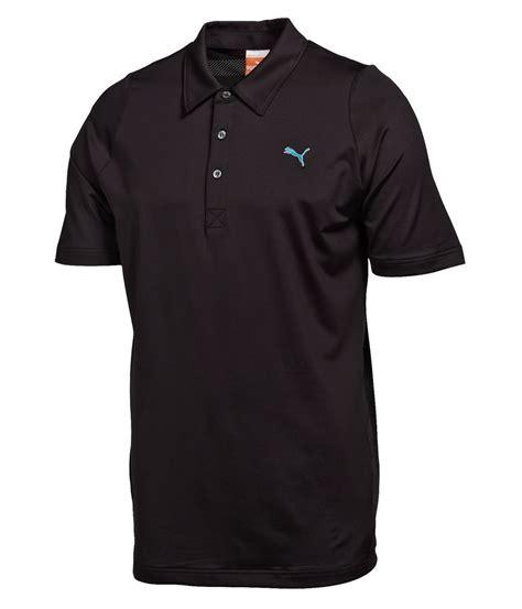 swing golf shirts puma golf mens duo swing mesh polo shirt golfonline