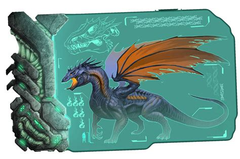 The Dragoon official ark survival evolved wiki