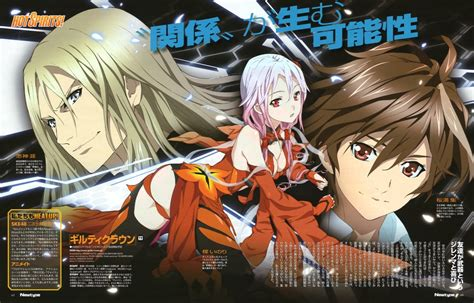 anime pc games guilty crown anime pc game release tech geek