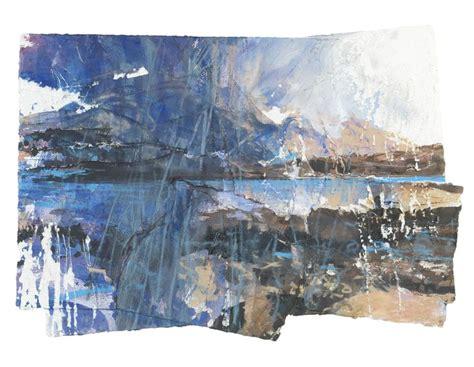 Landscape Gcse David Tress Pembrokeshire Landscape Artist Artist