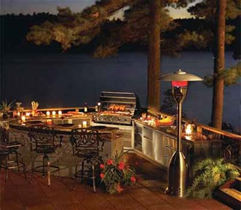 outdoor kitchen construction night lights summer kitchen outdoor rooms modern backyard ideas