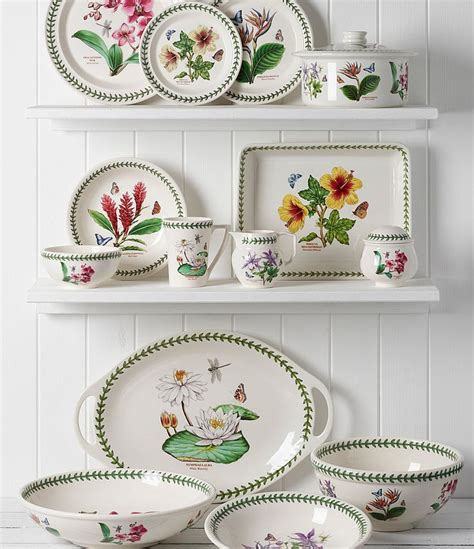 116 Best Images About Portmeirion Botanic Garden My Dishes Botanic Garden Dishes Portmeirion