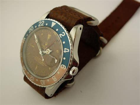 Crown Knob Rolex Gmt rolex gmt master 1675 pointed crown guard gloss gilt 1961