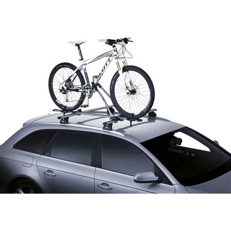 porte velo sur toit voiture porte v 233 lo sur barres de toit thule freeride 532 pour 1