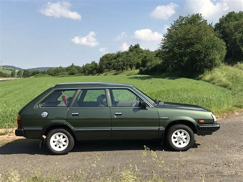 4wd Subaru by Subaru 1800 4wd Unspektakul 228 Rer Suv Pionier