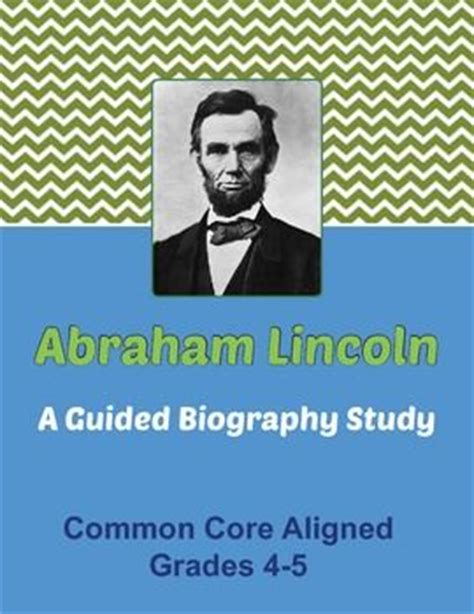 abraham lincoln biography lesson plan 46 best images about biography on pinterest anchor