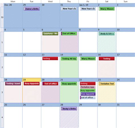 S Calendar Change Color Understanding Outlook S Calendar Patchwork Colors