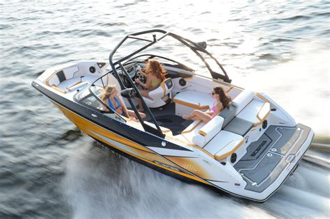 scarab boats scarab jet boats control the anarchy marinemax